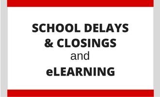 School delays and closings and elearning