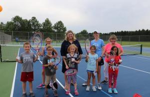 Tennis Fun Day, Sept. 22, 2016