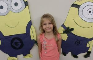 A Minion Reasons to Love Kindergarten